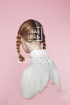 ✖✖✖ HAERAN X carricious by Carrie chang, via Behance ✖✖✖