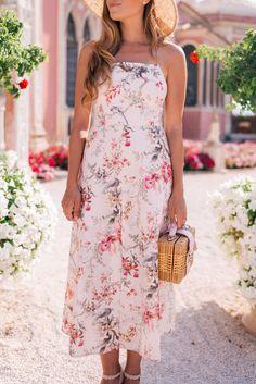Gal Meets Glam Villa-Ephrussi-de-Rothschild -Zimmermann Dress