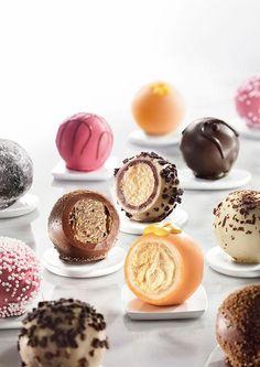 ゴディバからデザート風味の春限定トリュフチョコが発売 - チーズケーキやティラミスなど - http://www.fashion-press.net/news/15038