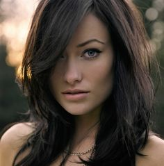 Oliva Wilde - dark haired beauty of Tron Legacy, Cowboys and Aliens and ofcourse House!