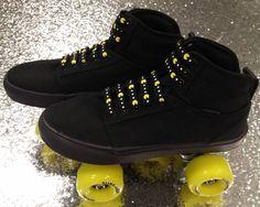 Shoe Skates - PAC MAN