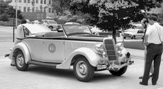 May 20, 1929: the first candidates for the North Carolina State #HighwayPatrol reported to Camp Glenn in #MoreheadCity