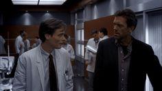 Hugh Laurie et Robert Sean Leonard