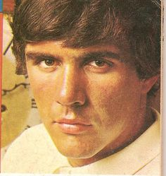 Dave, on cover of Tiger Beat teen book of August 1966