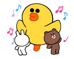 brown-cony-and-sally-dancing.gif 370×300 pixels