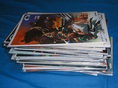 STREET FIGHTER comic book collection HOLOFOIL variants Image Udon Capcom http://r.ebay.com/8RzDSm