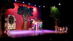 Toda a magia de 'Branca de Neve' no Teatro Amil