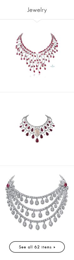 """""""Jewelry"""" by runningwithfandoms ❤ liked on Polyvore featuring jewelry, necklaces, red jewelry, red necklace, valentines day necklace, valentines day jewelry, snake, snake jewelry, cartier necklace and cartier jewellery"""