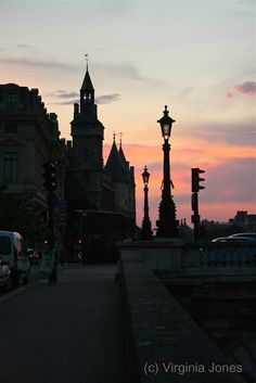 Paris Through My Lens: Parisian Silhouettes