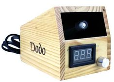 Dodo Vaporizer  The Dodo Easy Vape Digital Vaporizer is one of the leading box style vaporizers that flaunts a digital temperature read-out.