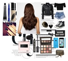 """""""Going out."""" by it-srabina ❤ liked on Polyvore"""