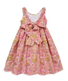 Paisley Sorbet Vback Dress Price: Sale! $36.00