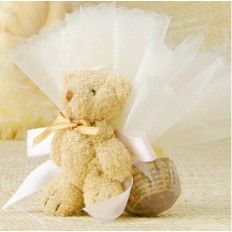 Bear Candy Box Baby Shower Favour