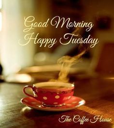 Good Morning To All The Early Risers Enjoy Your Coffee This Morning