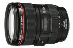 Canon EF 24-105mm (Foto: Reprodução)