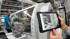 Industrie 4.0: Der Mittelstand wird allmählich digital | heise online