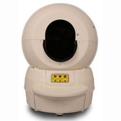 Automatic cat litter box is a must have if you want to have your house clean and odor free