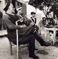 Image result for rural greece 1930s