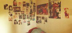 My fan wall so far ❤