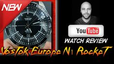 Vostok-Europe N1 Rocket Review: WatchGang Wheel of Watches I Win, Addiction, Europe, Watches, Youtube, Wristwatches, Clocks, Youtubers