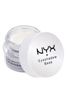 NYX Eyeshadow Base / I am freaking loving this product right now! Now selling at Walgreens!
