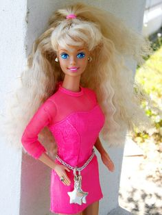 1993 Earring Magic Barbie | Flickr