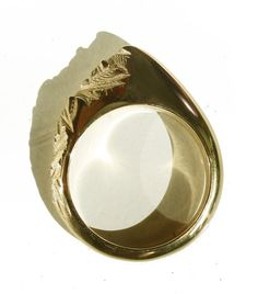 Mountain Range Ring by CaitlynRoseJewellery on Etsy, $105.00