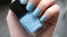 chanel coco blue 551