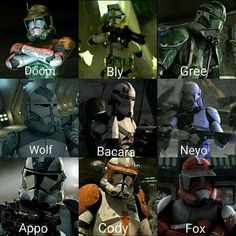 Swap Bacara and Neyo. How awesome do you have to be just to be simply called D - Star Wars Clones - Ideas of Star Wars Clones - Swap Bacara and Neyo. How awesome do you have to be just to be simply called Doom? Star Wars Trivia, Star Wars Jokes, Star Wars Facts, Star Wars Fan Art, Star Wars Witze, Star Wars Pictures, Star Wars Images, Tableau Star Wars, Cuadros Star Wars