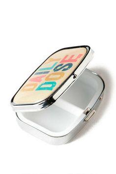 Daily Dose Pill Box