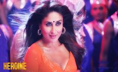 Kareena Kapoor Hot In Halkat Jawani HD Wallpaper