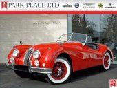 1957 Jaguar XK-140 2 Dr Convertible