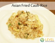 ... on Pinterest | Asian rice, Noodle salads and Cauliflower fried rice