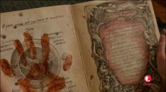 The Grimoire - Witches of East End Wiki Pentacle, Tama, Madchen Amick, Witches Of East End, Sleeping Beauty 1959, Teen Witch, Harry Potter, Horror, Fantasy Castle