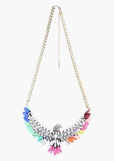 Phoenix Statement Necklace