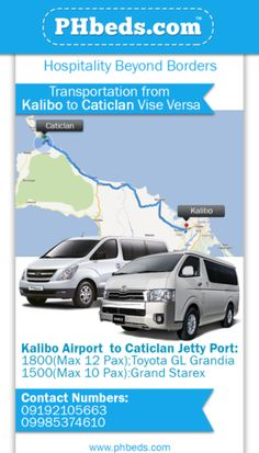 PH BEDS Land Fare Bohol, Palawan, Visayas, Cebu, Hotels And Resorts, Ph, Transportation, Tours, Travel