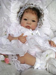 Adorable reborn baby Rochelle--Shyann by Aleina Peterson   eBay