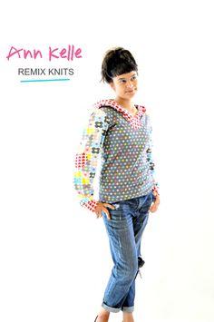 back to school fun with ann kelle remix knits jojoandeloise.com
