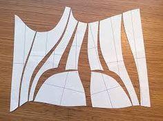 Resultado de imagen para corset pattern