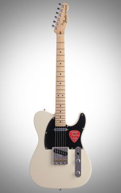 Fender American Special Telecaster Electric Guitar: Get USA build quality for a great price. Texas Special single-coils give this Telecaster plenty of bite, while the Greasebucket circuit rounds out your tone.