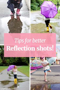 How to take better reflection shots! Tips for both your phone and dslr to capture better reflections in your photos!