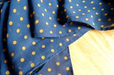 great tips for sewing with chiffon. Wish I knew these tricks a few months ago