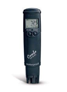 Pocket Water Resistant EC, pH and TDS (Low Range) Tester