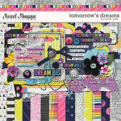 Tomorrow's Dreams by Lauren Grier