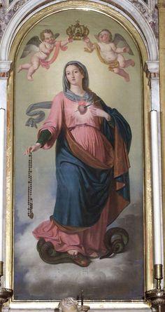 Madonna, Heart Of Jesus, Blessed Virgin Mary, Princess Zelda, Disney Princess, Mother Mary, Sacred Heart, Gods Love, Disney Characters