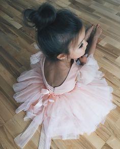 "Ballet is already a Part of Anastasia ~"" Lovely with Ballet Dress@annybakhireva _2017/01/23"