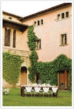 Italian wedding by Alchemy Fine Events | www.alchemyfineevents.com