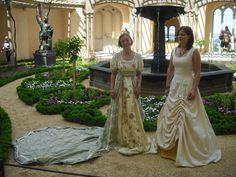 #fashion, #Haute couture, #wedding, #art, #castle, #romantic, #design, #princess, #places, www.michele.-thierbach-collection.com