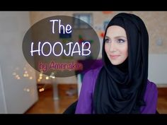WHAT IS A HOOJAB? | Amena - YouTube Making Scarves, How To Wear Scarves, Everyday Hairstyles, Afro Hairstyles, Scarf Updo, Scarf Packaging, Turban Tutorial, Fall Scarves, Layered Hair