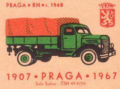 Vintage Labels, Retro Vintage, Large Wall Stickers, Matchbox Art, Vintage Advertisements, Vintage Prints, Letterpress, Graphic Art, Monster Trucks
